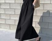 Women 39 s Fashion Solid Color Linen Wide Leg Pants Casual Pants Long Pants Women 39 s Pants Casual Pants