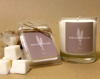 Pine Luxury Hand-Poured Soy Wax Candle
