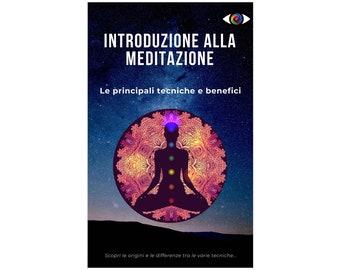 """Ebook """"Introduzione alla meditazione"""""""