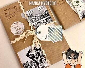 Mystery Manga || Blind Date with a Manga