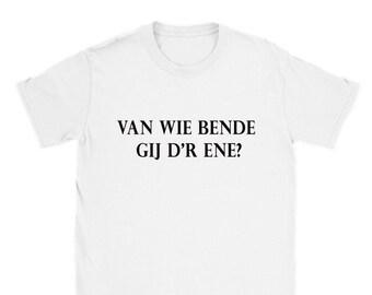 T-shirt. Whose gang do you like?