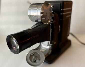Vintage SVE Tri Purpose Film Projector - Model DD No 8408