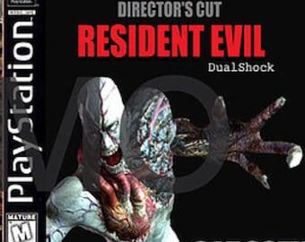 Resident Evil Ultimate Directors Cut
