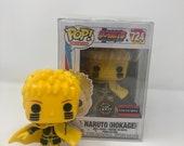 Funko Pop Animation Boruto Naruto (Hokage) Chase Vinyl Figure W Protector (C PY)