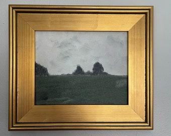 Impressionist Field - little treasure size!