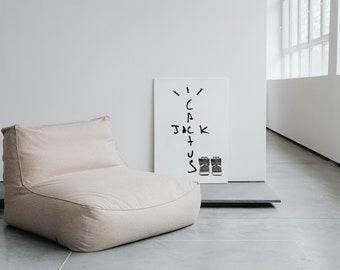 "SneakerHead X HypeBeast Wall Art ""Cactus Jack"""