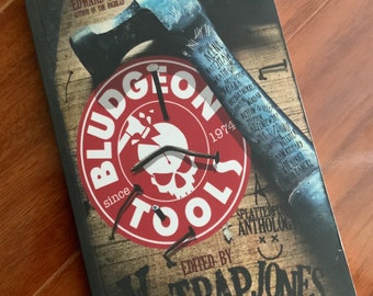 Bludgeon Tools Anthology (SIGNED)