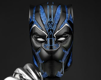 Black Panther Golf Driver Headcover w/ Night Agleam Effect