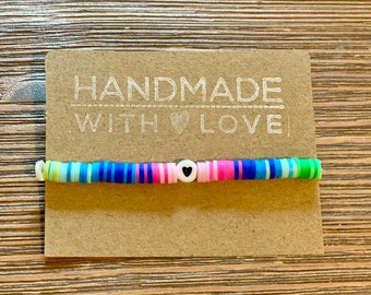Color Your Life - Beaded Word Bracelets