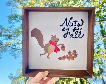 Nuts for Fall!