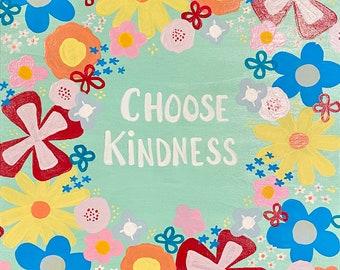 Choose Kindness Sticker