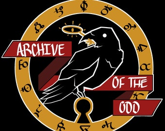 PREORDER Archive of the Odd Horror Supernatural Zine Issue #1