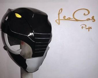 TMNT Black Ranger helmet