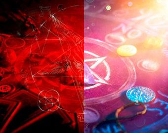 See the Future: Dark Enhancement of Mental Abilities (Open Door Ritual)