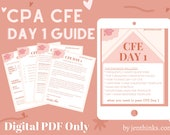 CPA CFE Day 1 Ultimate Exam Guide by jenthinks
