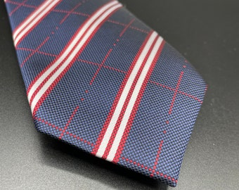Red, White, and Blue Necktie