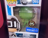 Ready Player One Sixer Chase Pop Funko