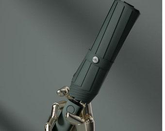 Automatic folding umbrella, with Led light,