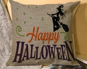 Decor Pillow Covers 18x18 Inch History of Halloween Things You May Not Know Square Pillow