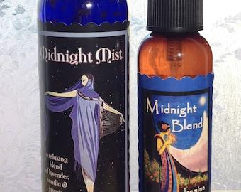 Midnight Mist - Perfume Spray