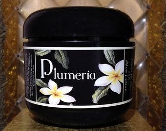 Plumeria - Shea Butter & Aloe Lotion