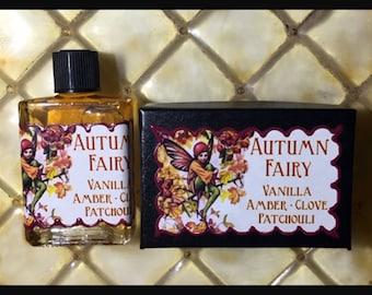 Autumn Fairy Perfume Oil