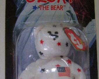 Glory, The Bear, Birthdate July 4, 1997 Retired NIP