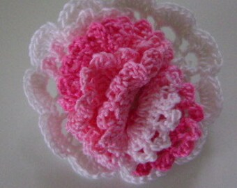 Small Barrette Inspired by Pinks