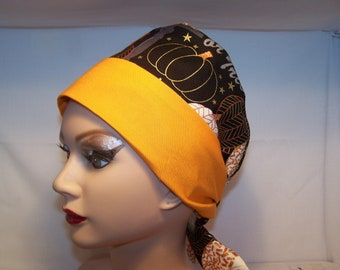 Personalized Pixie Style Surgical Hat