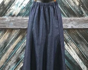 Custom Ladies Misses and Plus Size 8 Gore Skirt