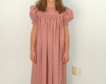 Custom Made Girl's Carrie Dress