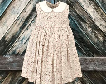 Size 12 Months--Chloe's Dress