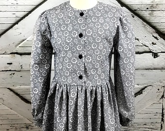 Custom Girls Prairie Dress