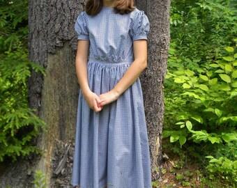 Custom Girl's 1910 Dress