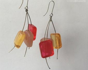 earrings / KNDY KRUSH