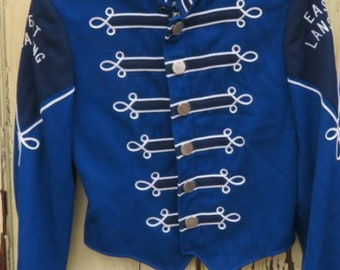 mint condition vintage marching band jacket