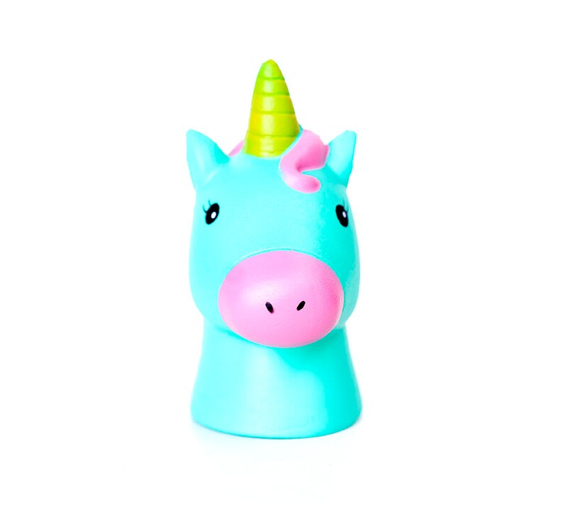 Unicorn Toy Unicorn Squishy Squishy Unicorn Squishies Jumbo Etsy