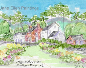 Weymouth Center, Southern Pines, NC