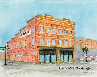 Cascade Saloon Building - Greensboro, NC