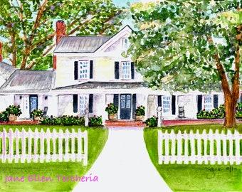 Old Lystra Inn, Chapel Hill, NC