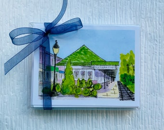 Southern Pines - Box of Cards
