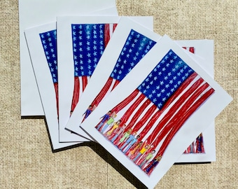 Rooting For America - pack of cards