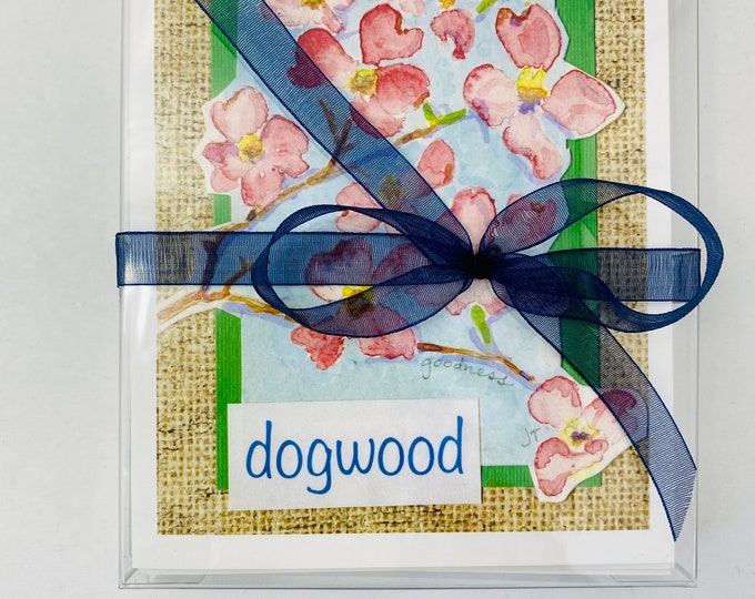 Southern Spring Flowers - Box of Cards