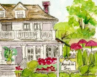 Magnolia Inn, Village of Pinehurst, NC