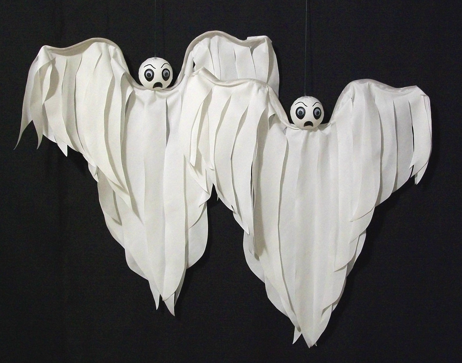 Halloween Character Outdoor Hanging Decorations by ChillWolfArt