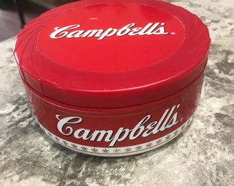Vintage Campbells Soup Thermos Bowl