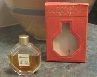 Passionement Lucien Lelong Perfume Paris 1940 Era