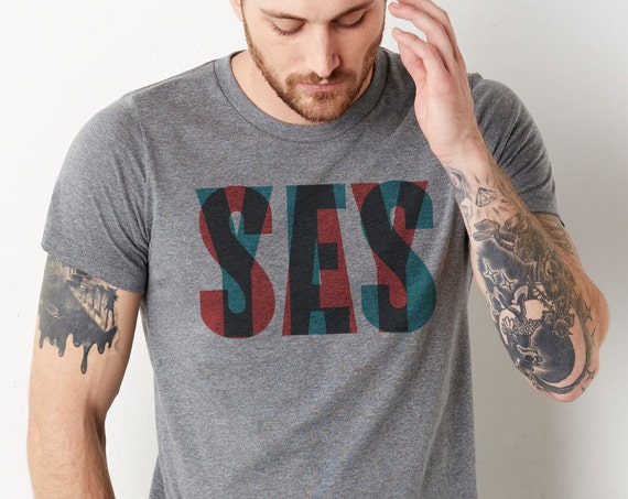Say Yes: Adult's Crew Neck T-Shirt