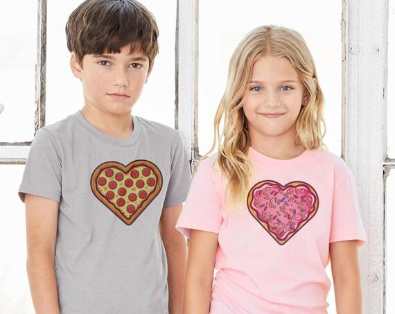 Foodies : Kid's Unisex Soft Blend T-Shirt
