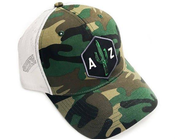 Saguaro Scout : Trucker Hat